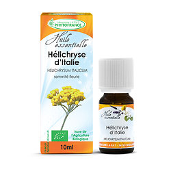 Helichryse d'Italie BIO - Huile Essentielle - Phytofrance - 5ml