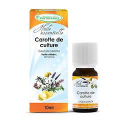 Carotte BIO - Huile Essentielle - Phytofrance - 10ml