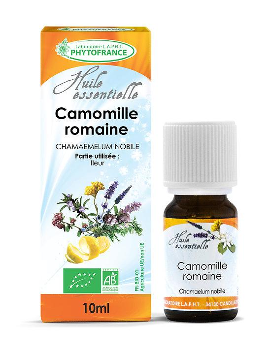 Camomille romaine BIO - Huile Essentielle - Phytofrance - 10ml