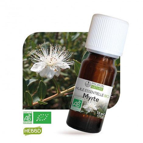Myrte BIO - Huile Essentielle - Propos nature - 10ml