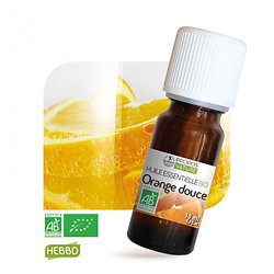Orange douce BIO - Huile Essentielle - Propos nature - 10ml