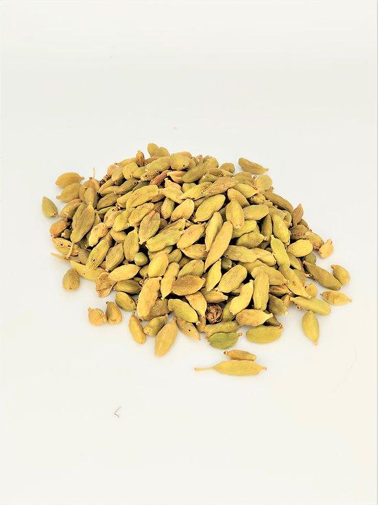 Cardamome BIO - plante en vrac - herboristerie du Dr. SAMMUT