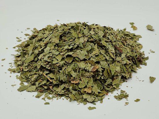 Cassis feuilles BIO - plante en vrac - herboristerie du Dr. SAMMUT