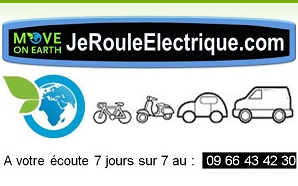 Move On Earth - Je Roule Electrique !