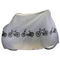 Housse de protection pour vélo