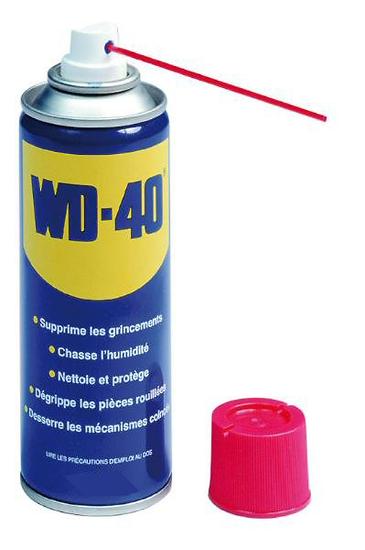 Huile WD40 200 ml