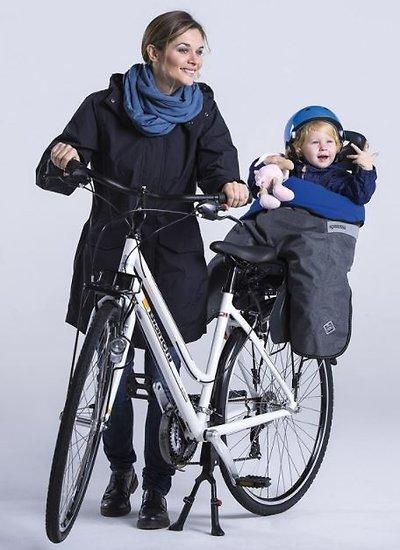TABLIER JUPE ENFANT THERMIQUE adaptable porte bébé