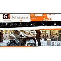 Catalogue généraliste tous domaines 2 roues GRANDE ARMEE