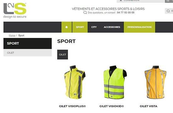 Catalogue des produits de visibilité L2S