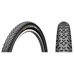 "PNEU CONTINENTAL VTT RACE KING 27.5""x2.00 NOIR T. SOUPLES 580grs 50-584"