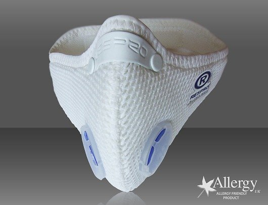 Masque anti-pollution  RESPRO Allergy Mask