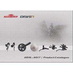 Catalogue SUNRACE des transmissions et freins