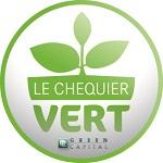Chèque Vert, chèque cadeau bio, chèque cadeau développement durable... c est Le Chéquier Vert!