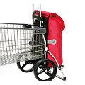 ROYAL Shopper roulement à billes avec pneumatiques 25cm Série