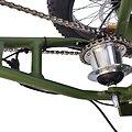 JMT3 (500w) TRICYCLE ELECTRIQUE TOUT-TERRAIN