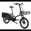 """Vélo Cargo électrique """"long tail"""" CAPSULE"""