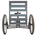 Addbike avec châssis pendulaire pour transport de charges