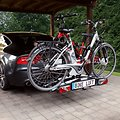 Porte vélo Electrique 2 vélos