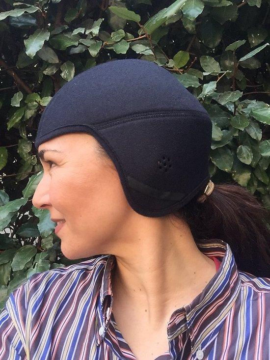 Garniture hiver renforcée pour casque
