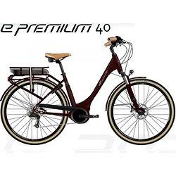E-PREMIUM 40  Cadre ouvert