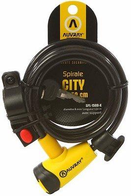 Antivol Spiral 1m80 Auvray City