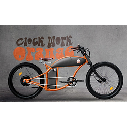 Cruzer Orange 1000 Watts