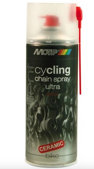 Spray pour chaine Motip Ultra  400 mL
