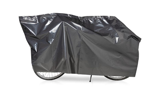 Housse à vélo VK international imperméable cover grise