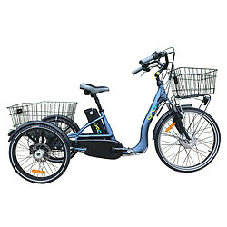 Tricycle CYCLO2 Comfort +  24 ou 26 pouces