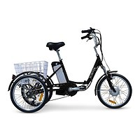 TRICYCLE PLIANT ELECTRIQUE MODELE STANDARD