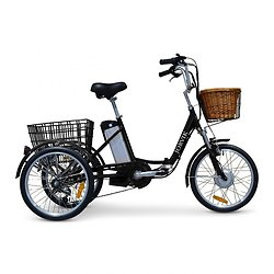 TRICYCLE PLIANT ELECTRIQUE MODELE HOLLANDAIS