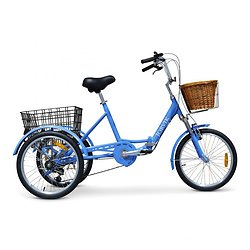 TRICYCLE PLIANT MODELE HOLLANDAIS ( PAS ELECTRIQUE )