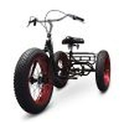 TRICYCLE JORVIK FAT TYRE CRUISER (DISPONIBLE 28/02/2020)