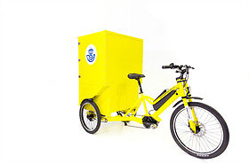 TRICYCLE DE TRANSPORT BOX