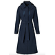 TRENCH BASIL MOSSE FEMME