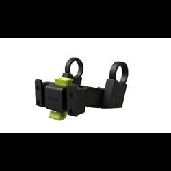 BASIL FIXATION KF, compatible avec plaques KF, noir