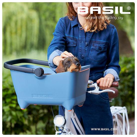 Panier vélo pour chien  Buddy
