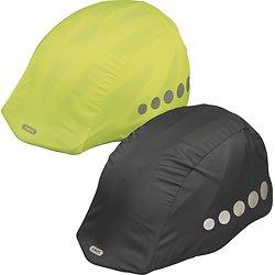 Capuche imperméable casque enfant noire ou jaune