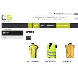 Catalogue des produits de visibilité T2S