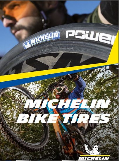 Catalogue des pneux MICHELIN