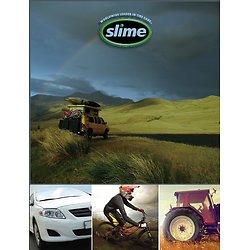Catalogue SLIME de soin et d'entretien des pneus