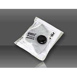 Kit de valves et filtre chimique/particule pour masque FB-1