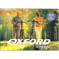 Catalogue OXFORD Vélos électriques