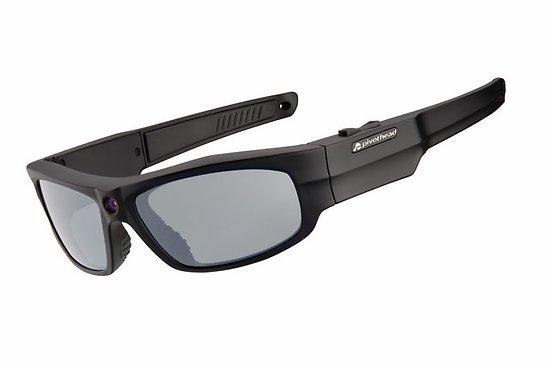 Lunettes Durango noir brillant