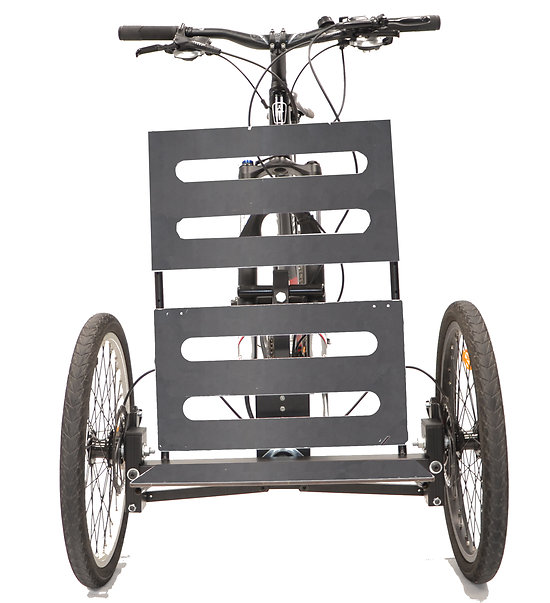 Châssis pendulaire Addbike pour transport de charges