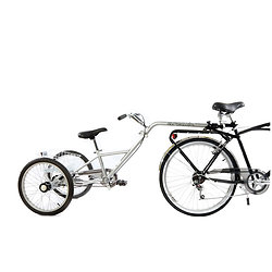 Vélo suiveur Crazy Trike