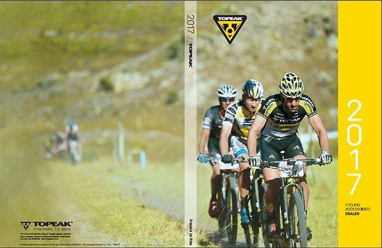Catalogue TOPEAK des accessoires du vélo