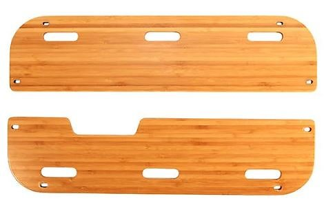 BAMBOO RUNNING BOARDS BODA BODA
