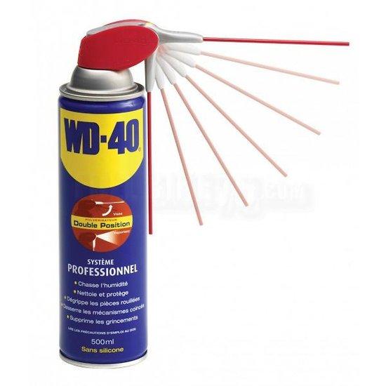 Huile WD40 250 ml Pro