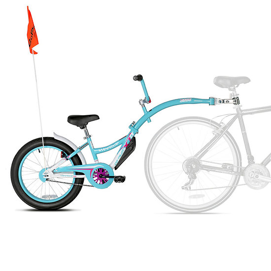 Vélo suiveur Co-pilote XT enfant